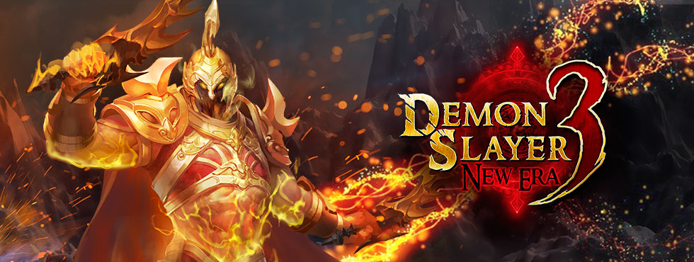 Игра Demon Slayer 3: New Era