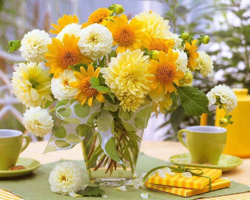 япония картинки солнечного утра с цветами при