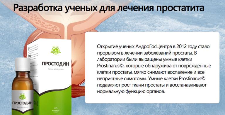 Лекарственные препараты для лечения простатита
